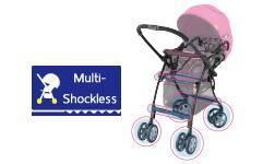 Multi-Shockless