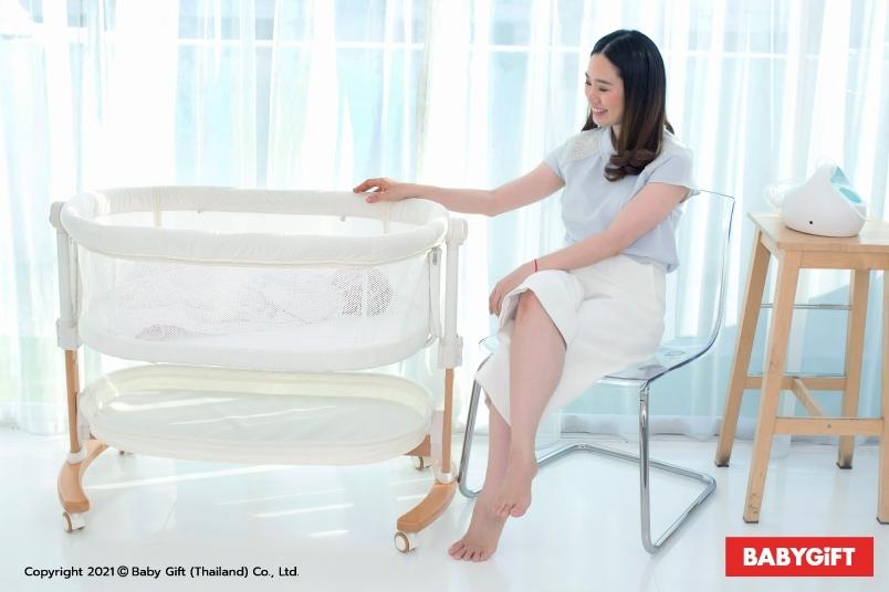 เปลนอนทารก เตียงนอนเด็กแรกเกิด
